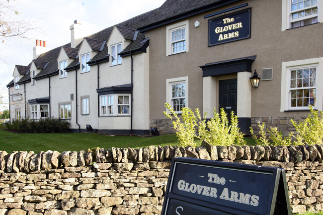 The Glover Arms & Hunting- Tower Hotel, Perth