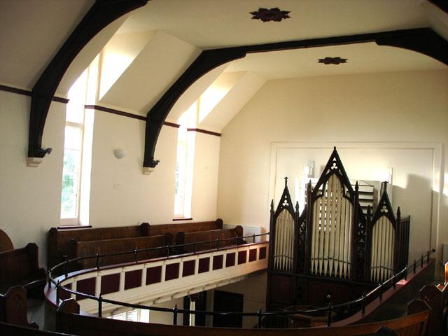 Gomersal Church, West Yorkshire