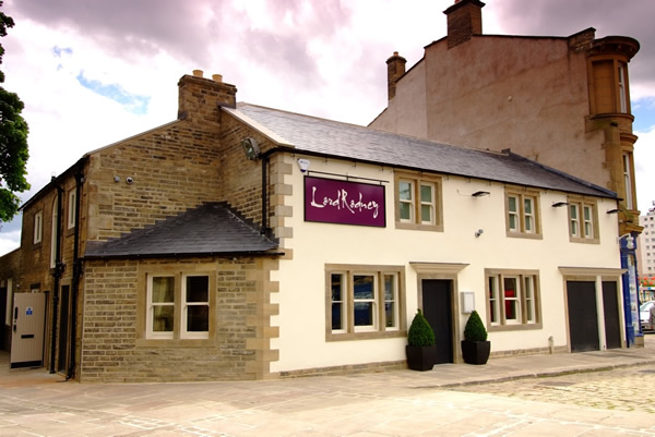 lord rodney keighley restaurant