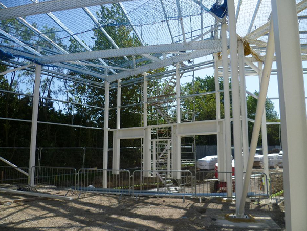 rathbones bakery construction frame