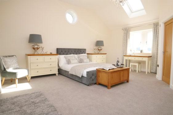 Higher Raikes, Skipton Bedroom