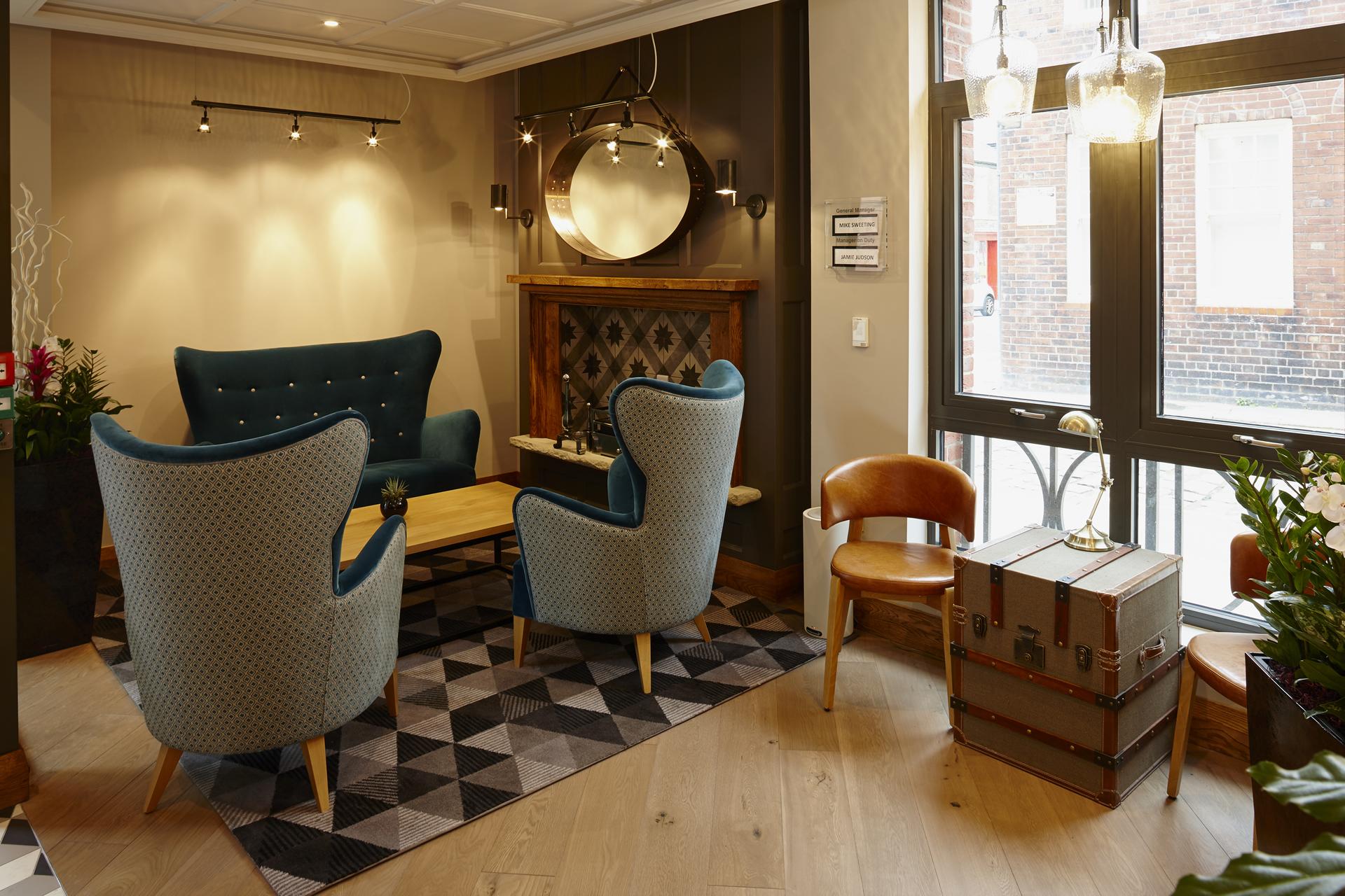 hotel indigo york lounge
