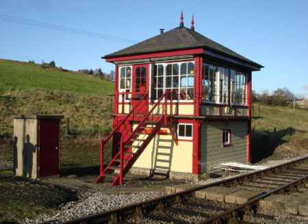 Damems Signal Box