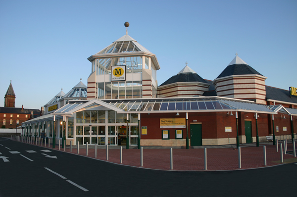 morrisons southport building