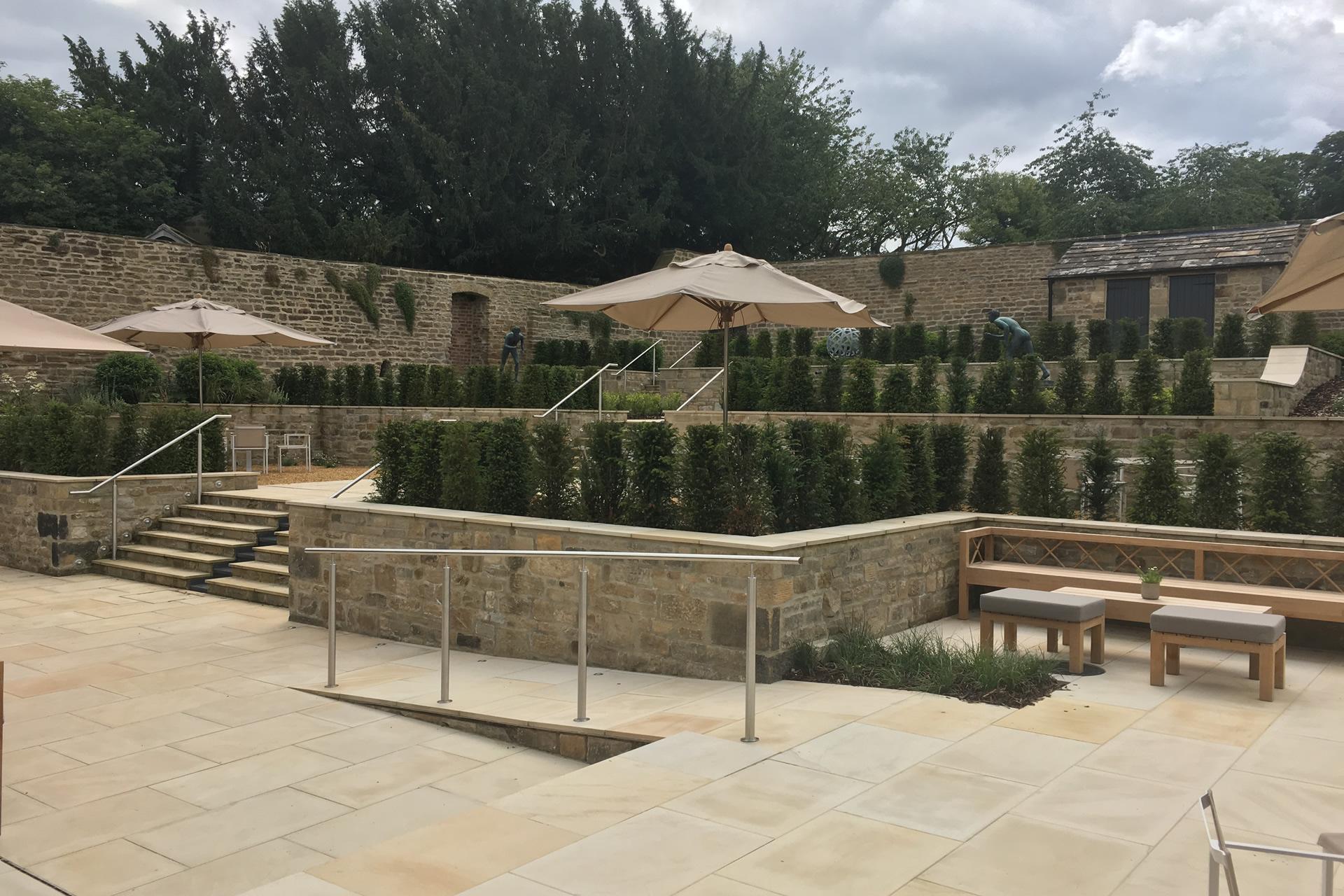 swinton park landscaping
