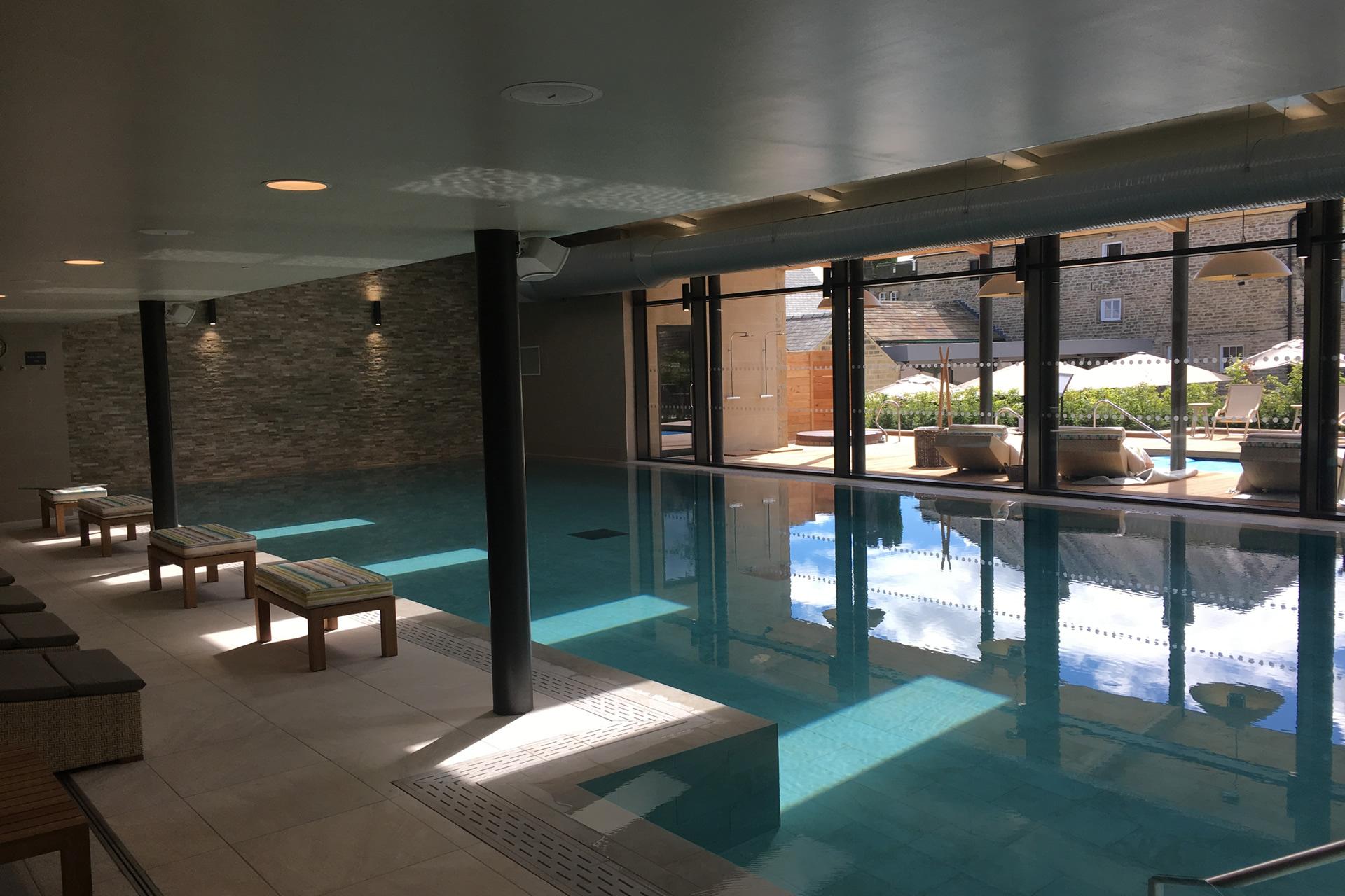 swinton park swimming pool