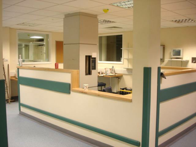 Airedale General Hospital Ward 6 refurbishment