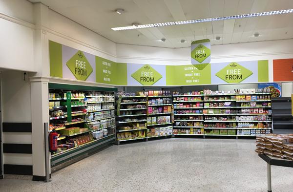 Wm Morrisons Supermarket Plc Commercial Building Alterations