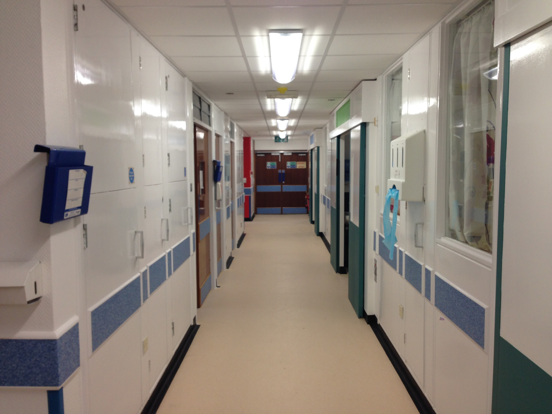 Airedale General Hospital Ward 9 Dementia Ward.