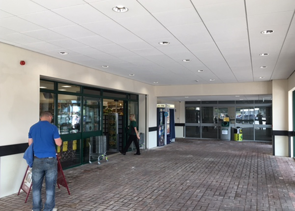 Wm Morrisons Supermarket Plc Commercial Building Alterations