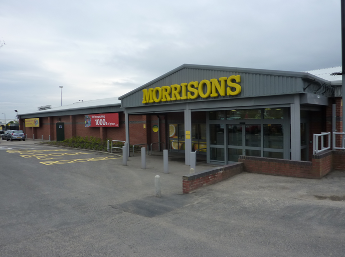 Wm Morrisons Supermarket Plc Commercial Building Alterations Norton
