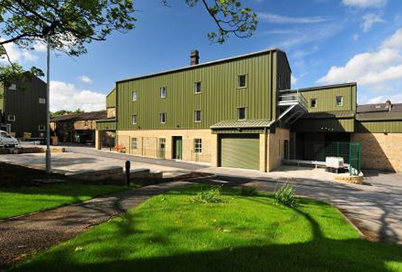 Timothy Taylor brewery
