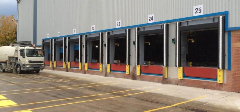 Wakfield 41 Distribution Warehouse