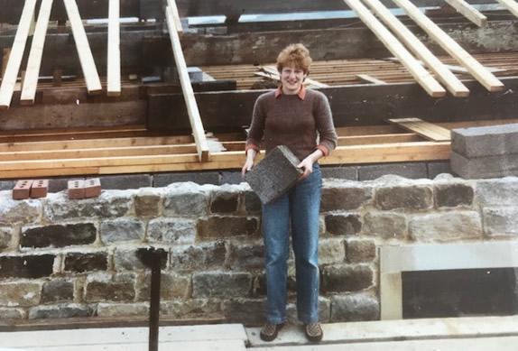 women in building industry
