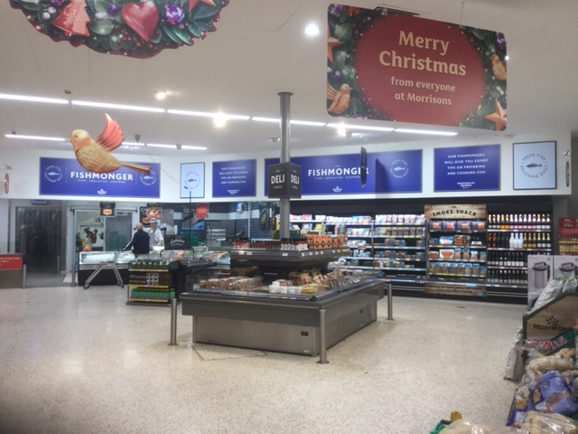Morrisons Supermarket Chester