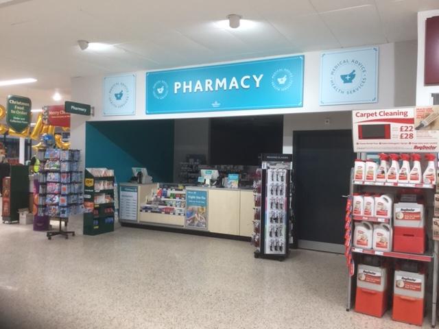 Morrisons Supermarket Chester