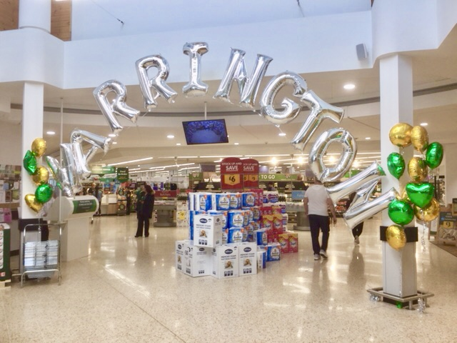 Morrisons Store Warrington