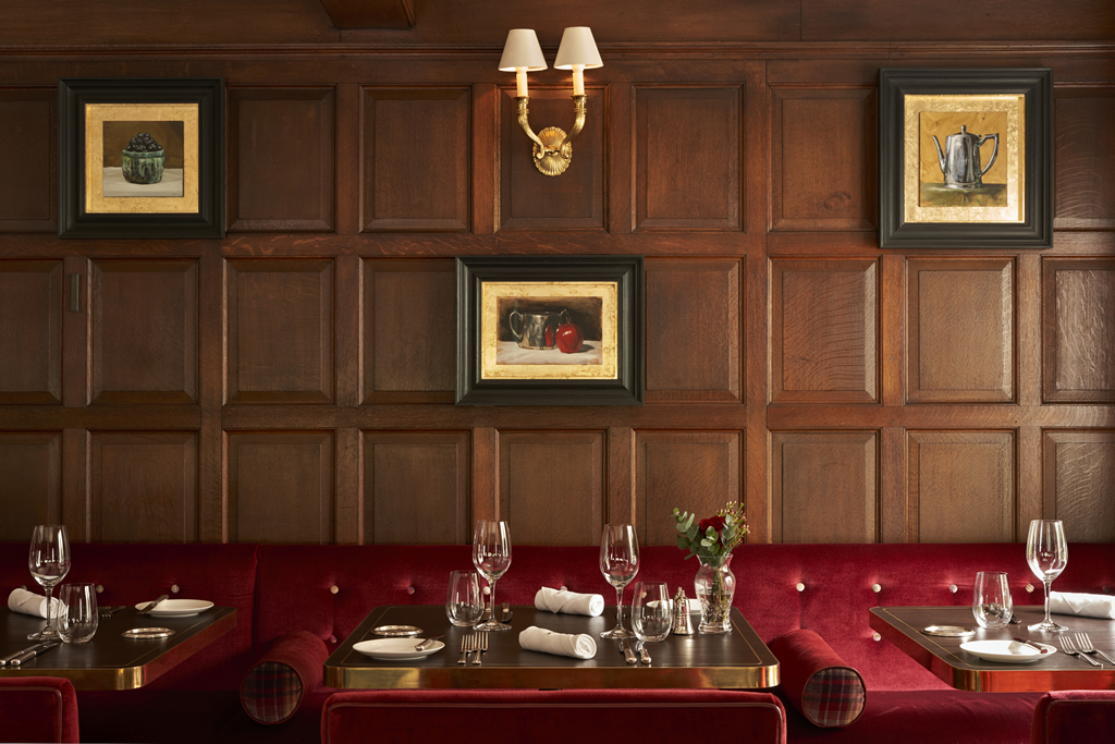 Grantley Hall Hotel Development By RN Wooler Builders Yorkshire