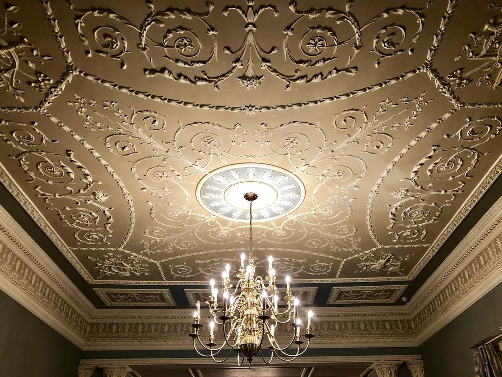 Grantley Hall chandelier