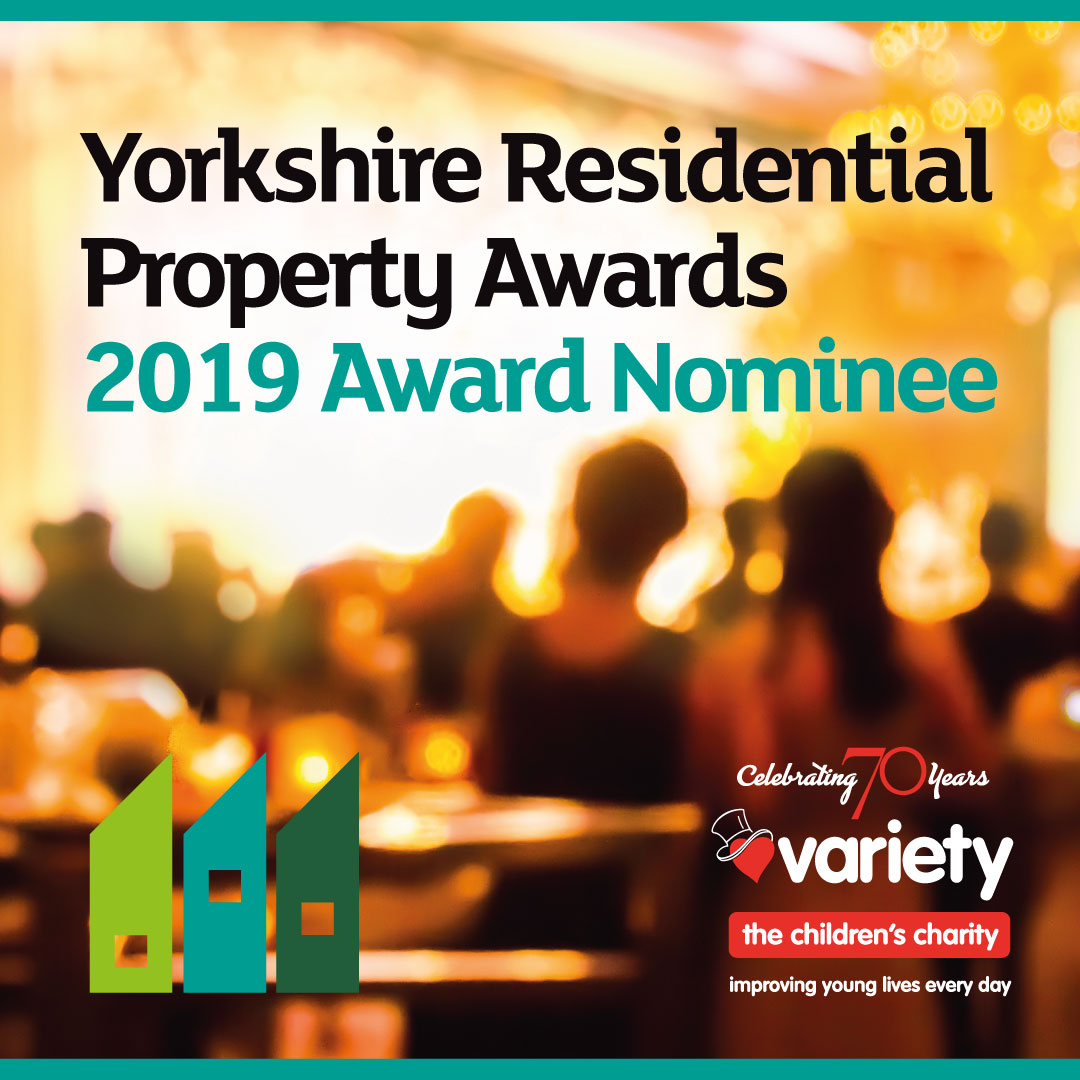 Shortlisted for Illustrious Yorkshire Residential Property Award