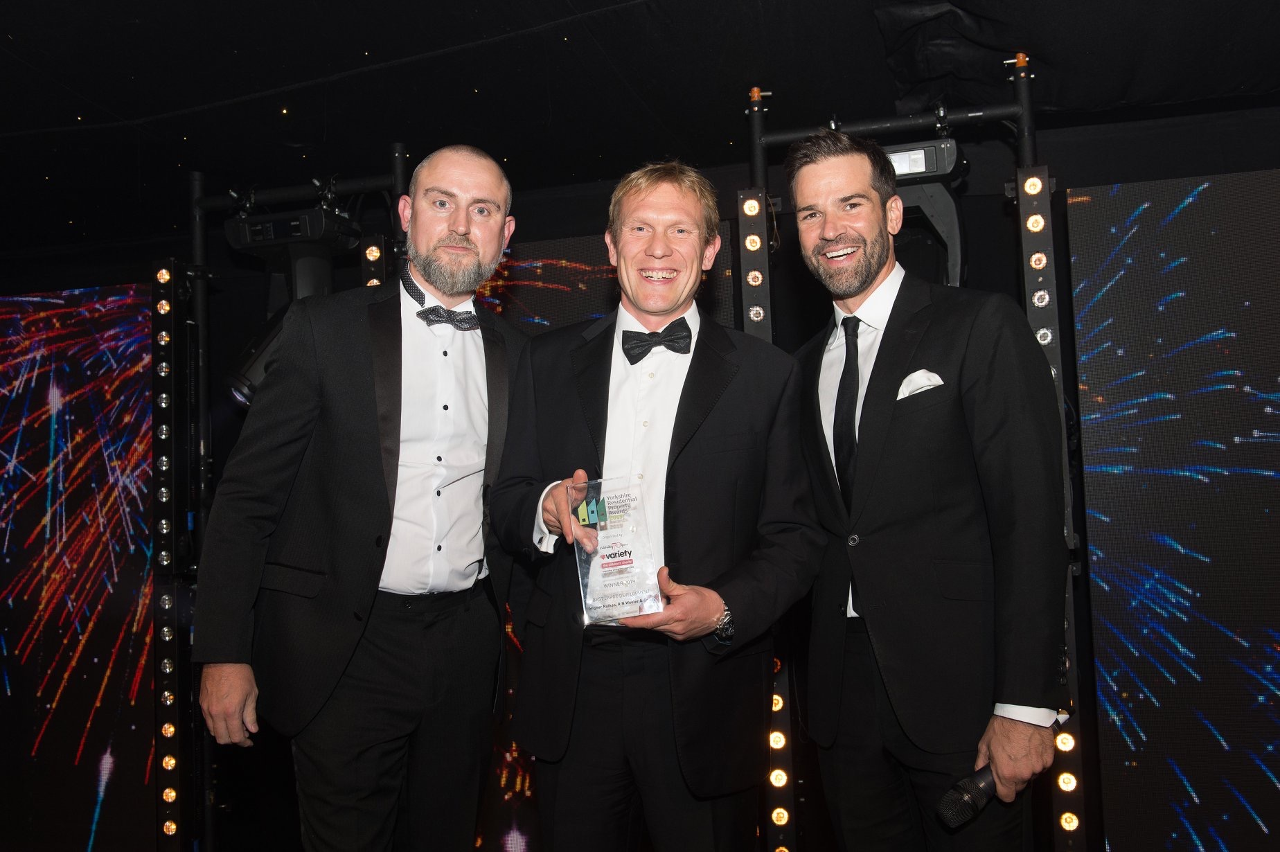 Winners of Prestigious Yorkshire Residential Property Award